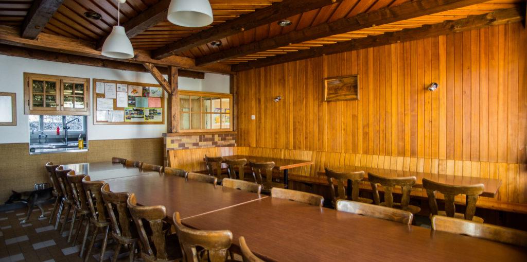 Buvette pâturages salle à manger Vicques Retemberg
