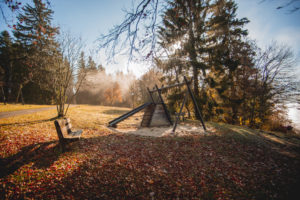 Place de jeux nature Retemberg Vicques Jura
