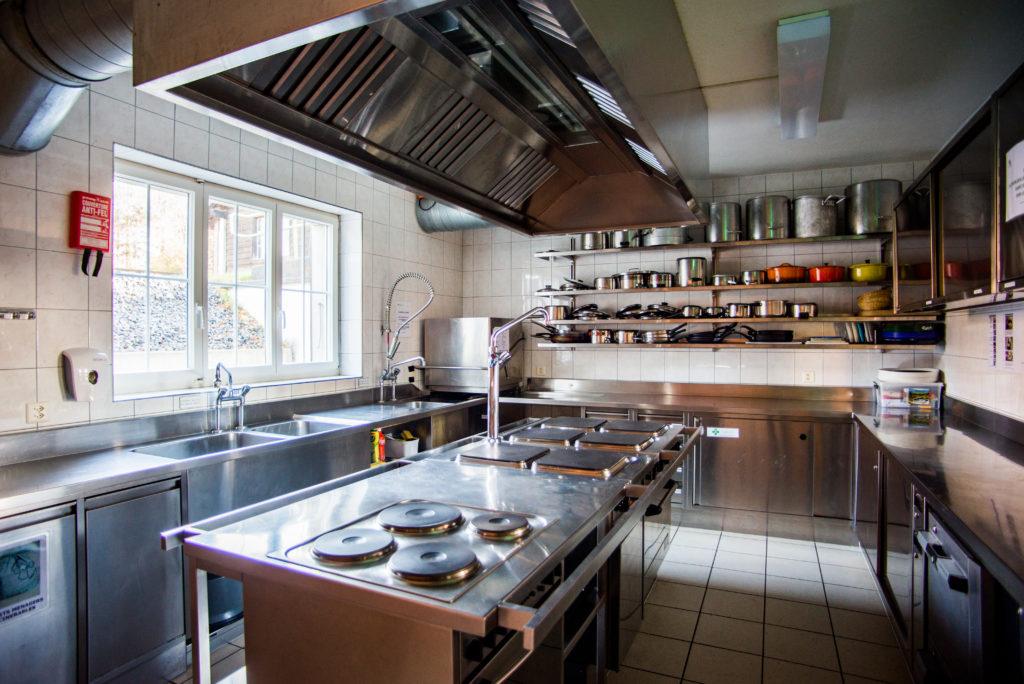 Cuisine chalet Retemberg Vicques Jura