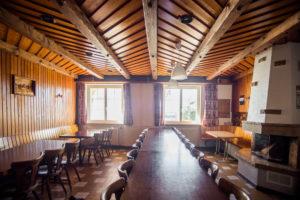 Salle buvette des pâturages Retemberg Vicques Jura