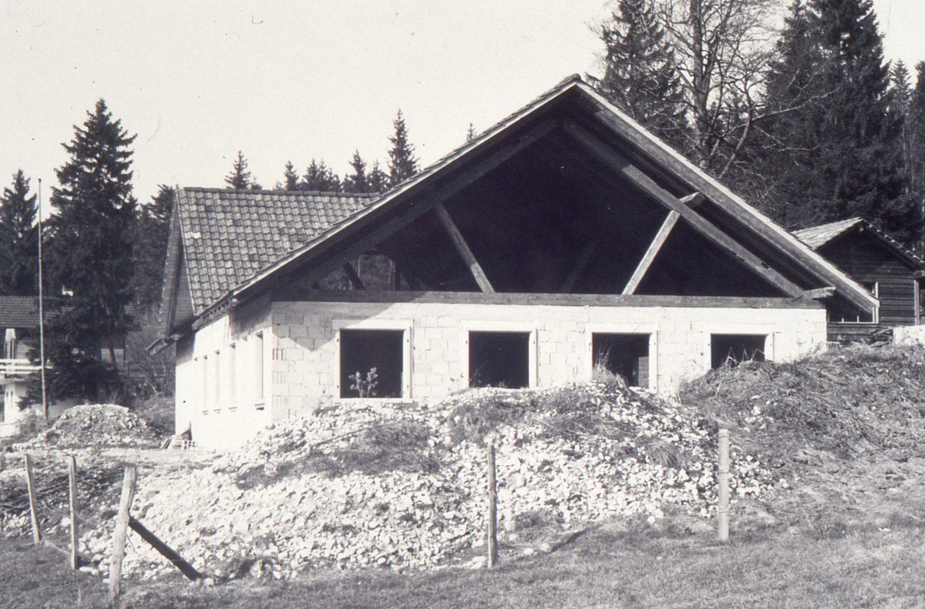 Chalet du Retemberg nature Vicques Val Terbi Jura